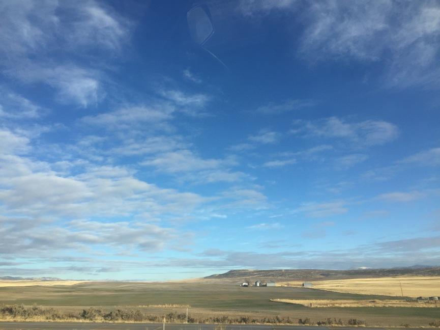 Idaho potato country